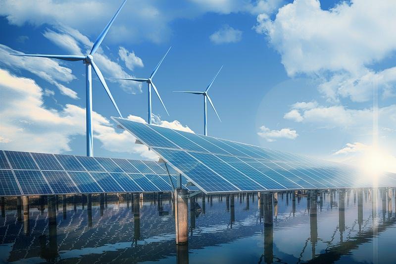 风力发电是清洁能源之一
