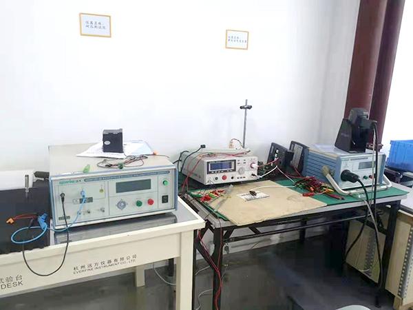 领航电气-厂房设备