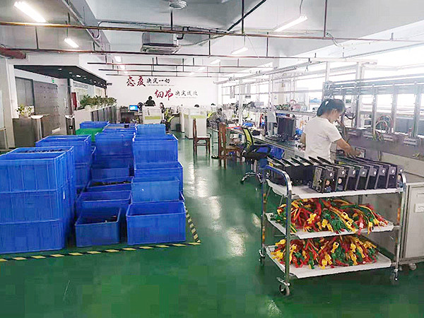 领航电气-厂房生产环境