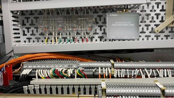配电系统关键节点的测温如何解决?