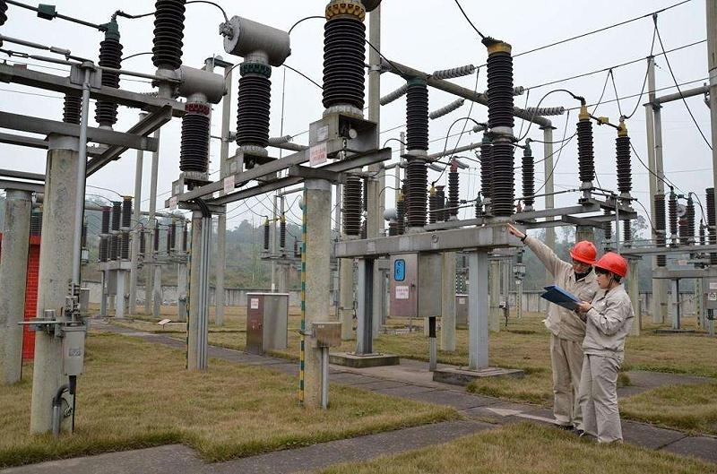 电力电气设备户外巡检设备繁多,巡检难度大