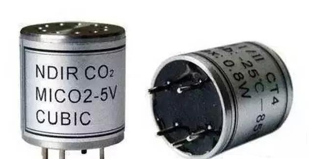 气敏式烟雾传感器