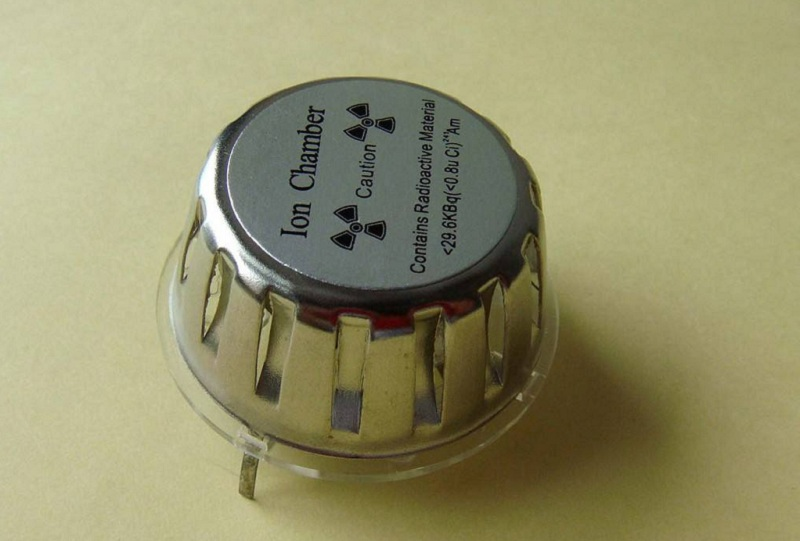 离子式烟雾传感器