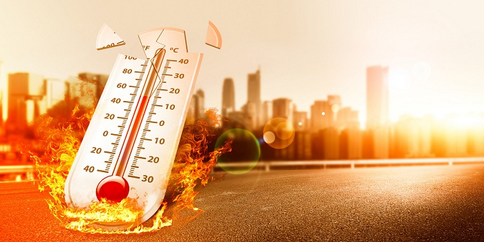 炎热高温,这是夏天的一贯标签