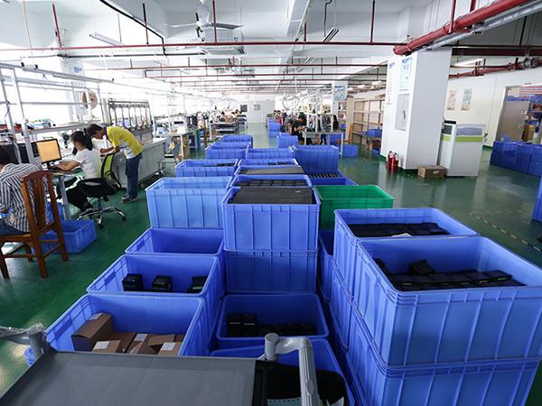 领航电气-生产厂房