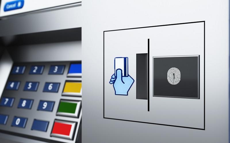 银行ATM机虚拟图