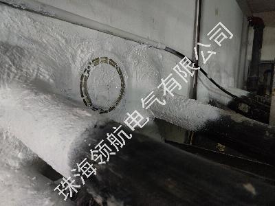 案例 | 领航电气为横琴富力中心电缆管道保驾护航