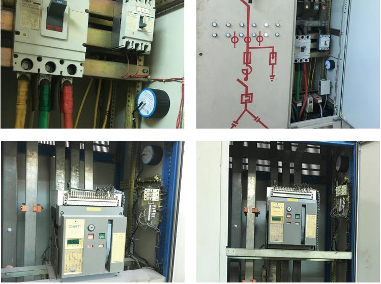热气溶胶灭火装置可安装在电力设备内部,小巧不占空间