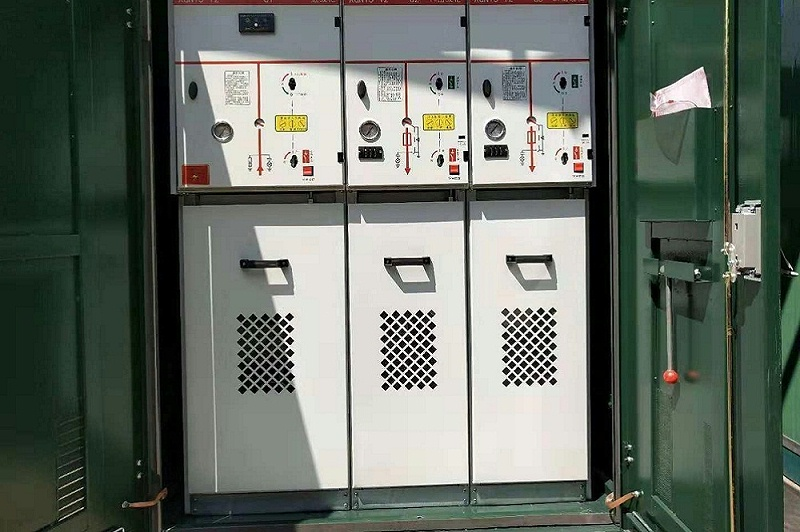 环网柜内部线路复杂,对防潮封堵工艺要求严格