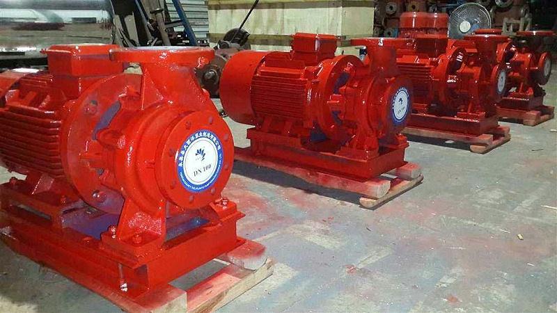 消防水泵,具有一定的局限性