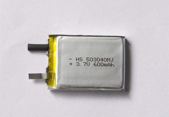 三元聚合物锂电池