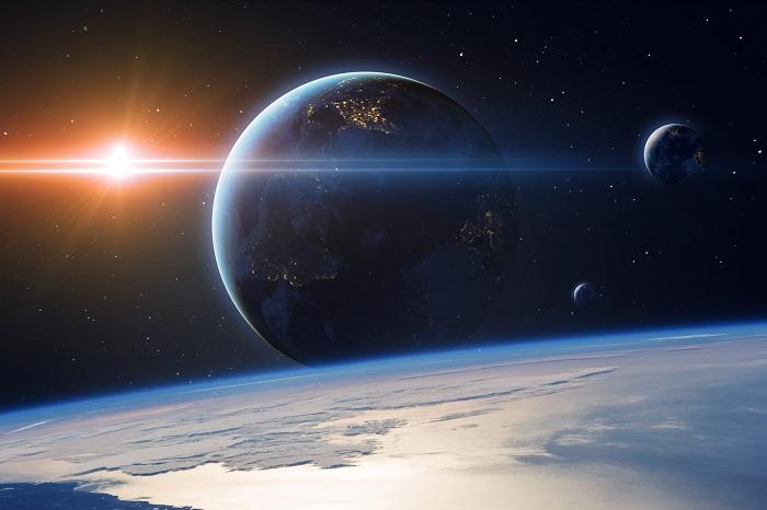 小型天体撞击月球的事情时有发生