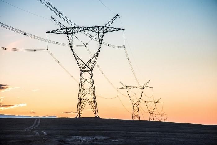 电力设备电塔电网基础设施
