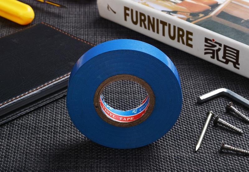 PVC电工胶,是一类常见的电气绝缘胶带