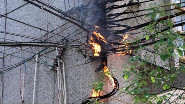 电缆火灾危害大!我们要有哪些防护措施呢?