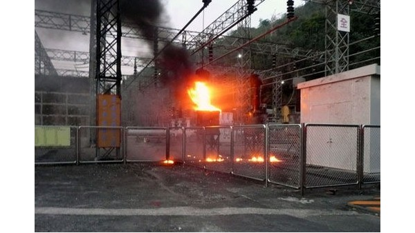 S型热气溶胶自动灭火装置在工业供电系统中的应用